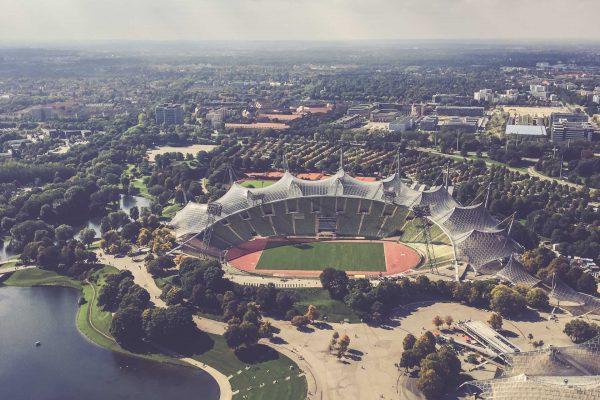 Olympiastadion, München