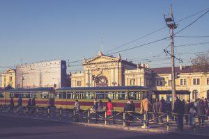 Hauptbahnhof Belgrad