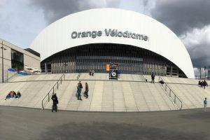 Stade Vélodrome, Marseille - Haupteingang