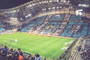 Stade Velodrome, Olympique Marseille