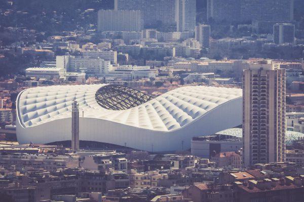 Stade Vélodrome, Marseille