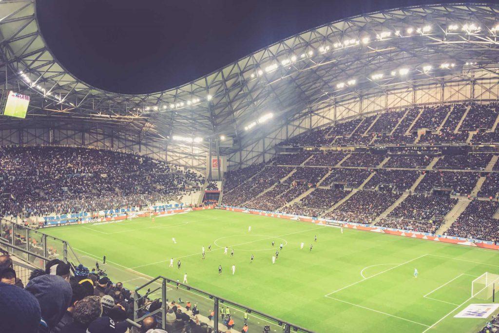 Stade Vélodrome - Olympique Marseille - Olympique Lyon