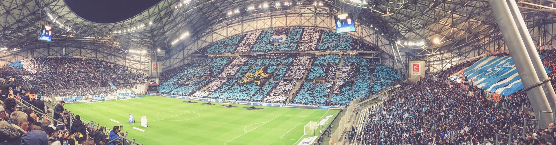 Stade Vélodrome - Panorama