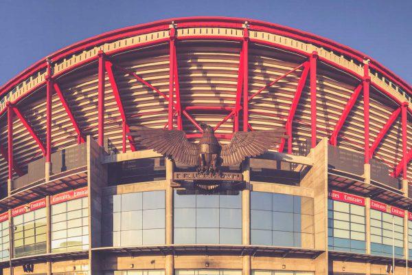 Estádio da Luz, Lissabon