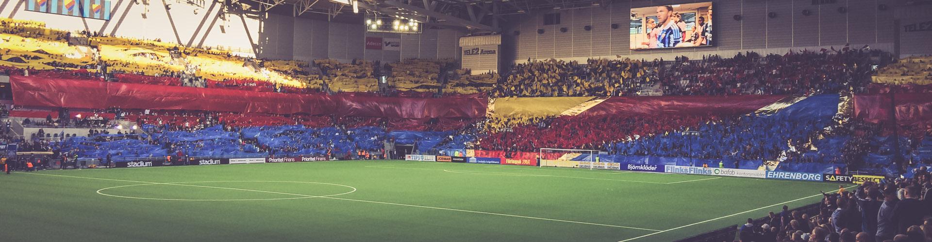 Tele2 Arena - Stockholm
