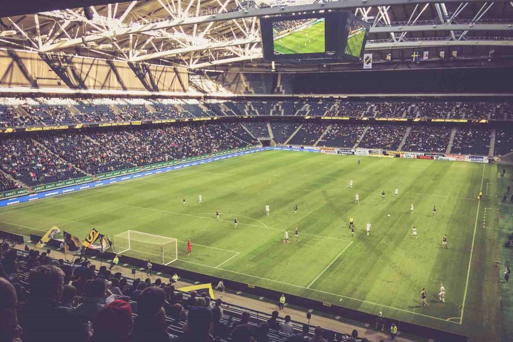 AIK Solna – BK Häcken, Friends Arena, Solna