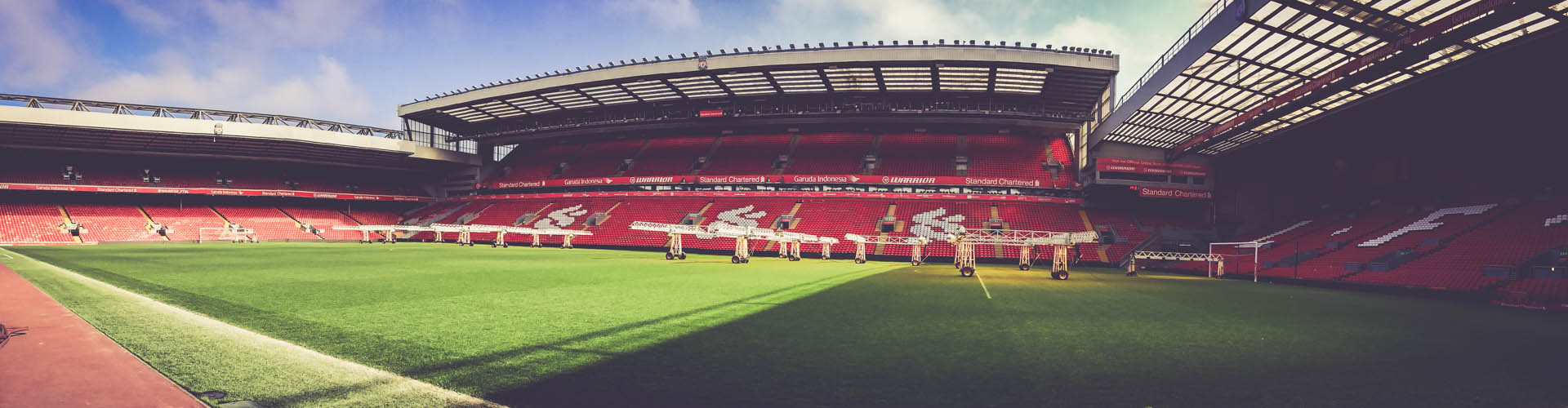 Anfield Road Liverpool - Header