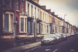 Anfield Road Häuser, Liverpool