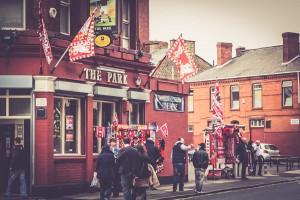 Anfield Road, Liverpool Pub