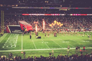 University of Phoenix Stadium, Arizona Cardinals – San Diego Chargers