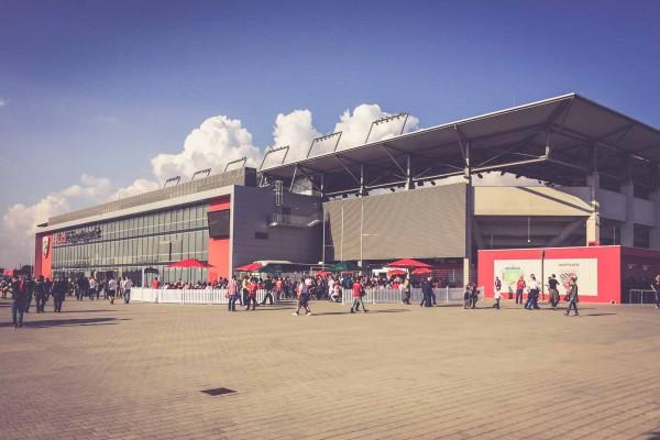 Audi Sportpark, Ingolstadt