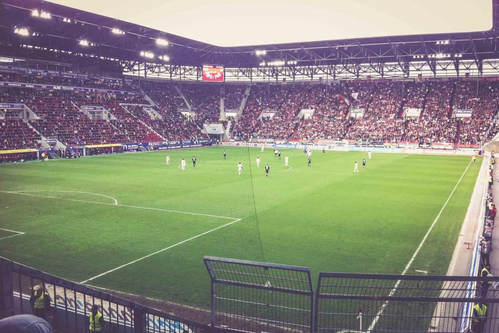 FC Augsburg - 1. FC Köln, WWK Arena, Augsburg