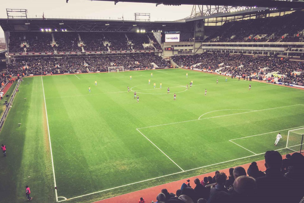 West Ham United - Crystal Palace, Boleyn Ground, West Ham