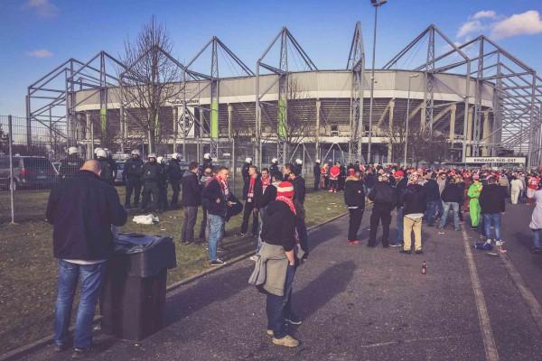 Borussia Park, Mönchengladbach