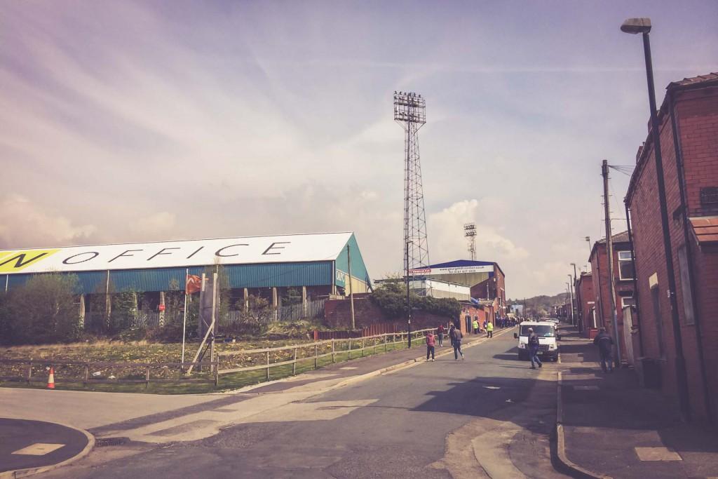 Boundary Park, Oldham