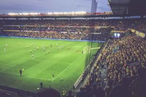 Brøndby IF - Odense BK, Brøndby Stadion, Kopenhagen