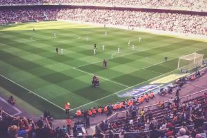 Camp Nou, FC Barcelona - FC Malaga