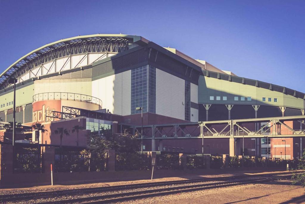 Chase Field, Phoenix