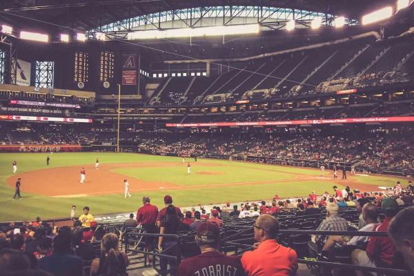 Arizona Diamondbacks - St. Louis Cardinals, Chase Field, Phoenix