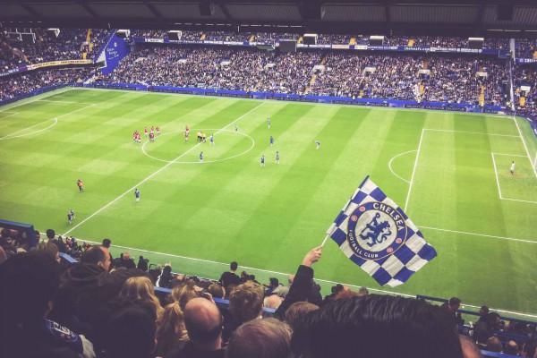 Chelsea - Swansea, Stamford Bridge, London
