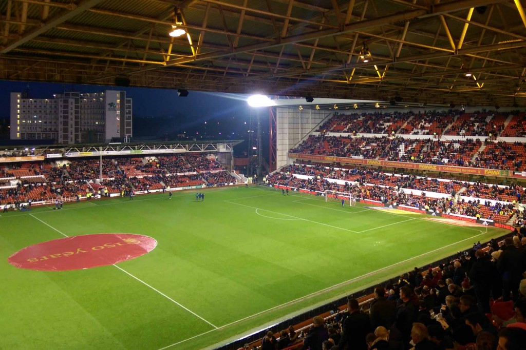 City Ground, Nottingham