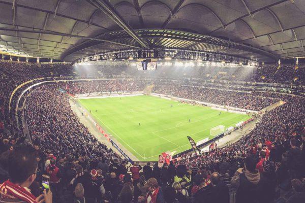 Commerzbank Arena, Eintracht Frankfurt - 1. FC Köln