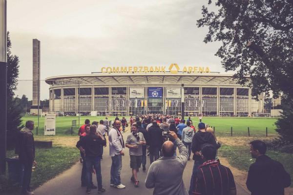 Commerzbank Arena, Frankfurt
