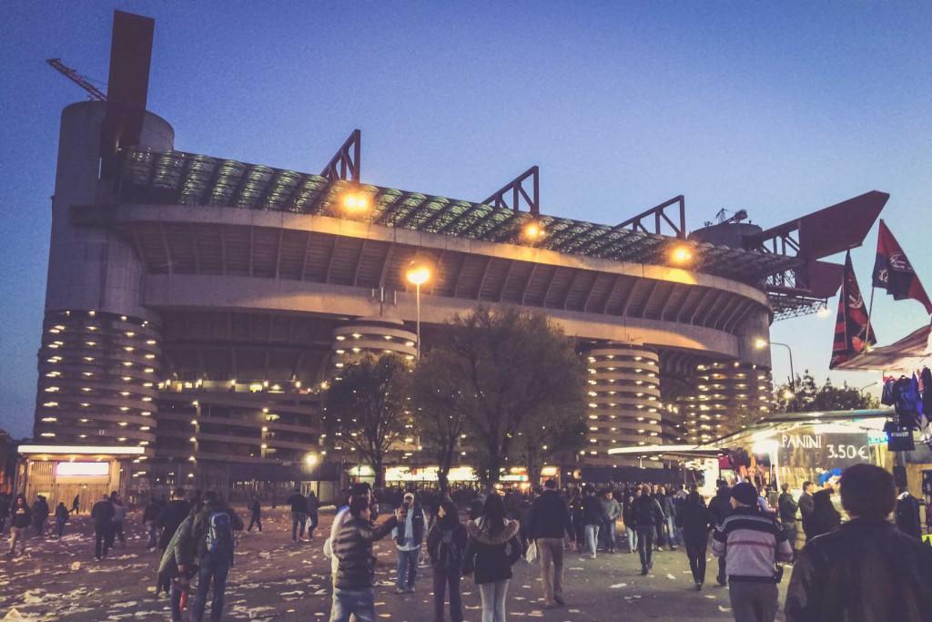 San Siro, Mailand