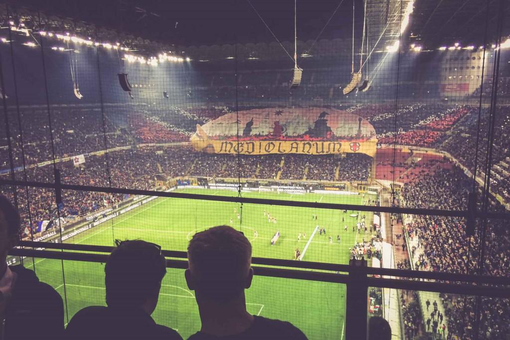 Inter - AC Mailand, San Siro, Mailand