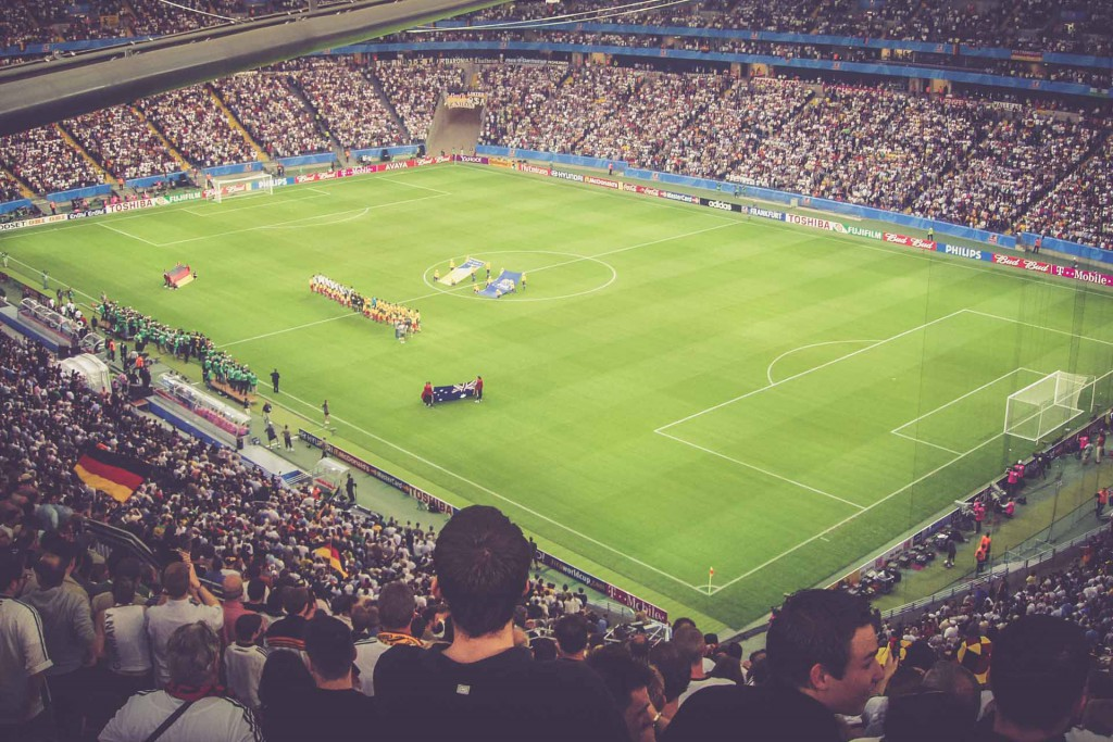 Deutschland - Australien, Commerzbank Arena, Frankfurt