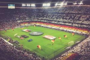 Deutschland - Österreich, Allianz Arena, München