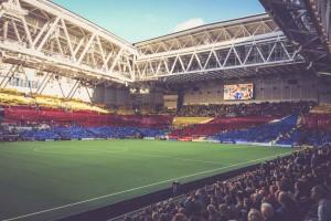 Tele2 Arena, Djurgårdens IF – Malmö FF