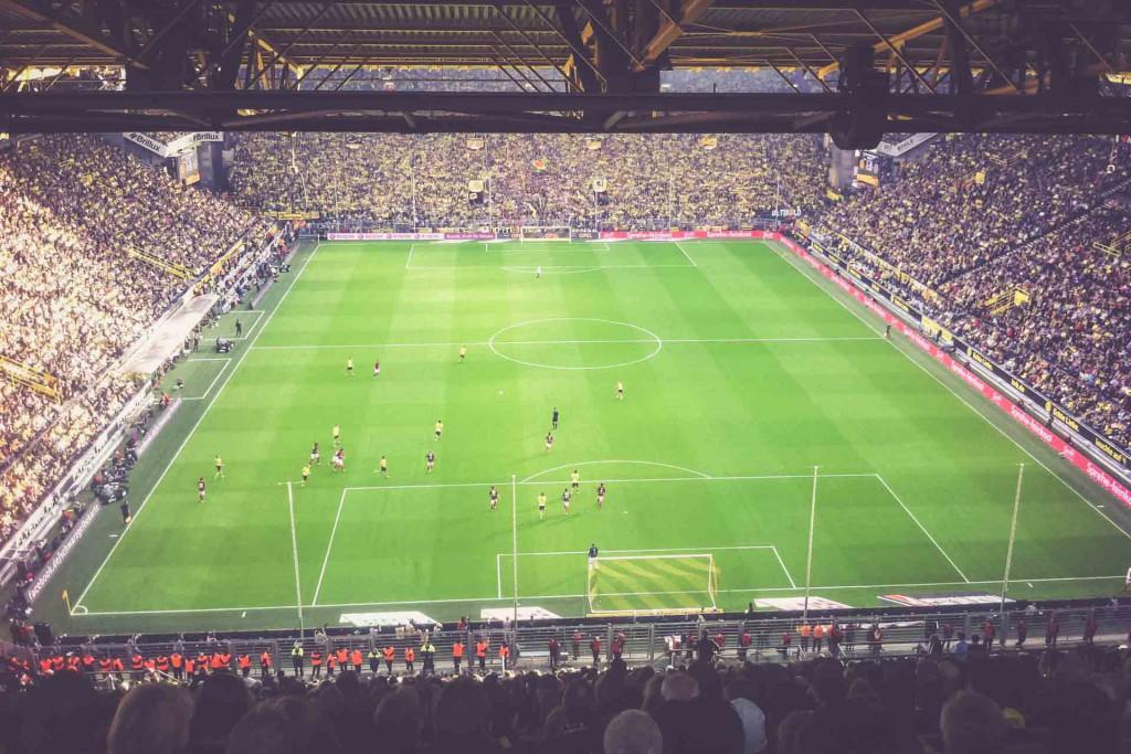 Borussia Dortmund - Hannover 96, Signal Iduna Park, Dortmund