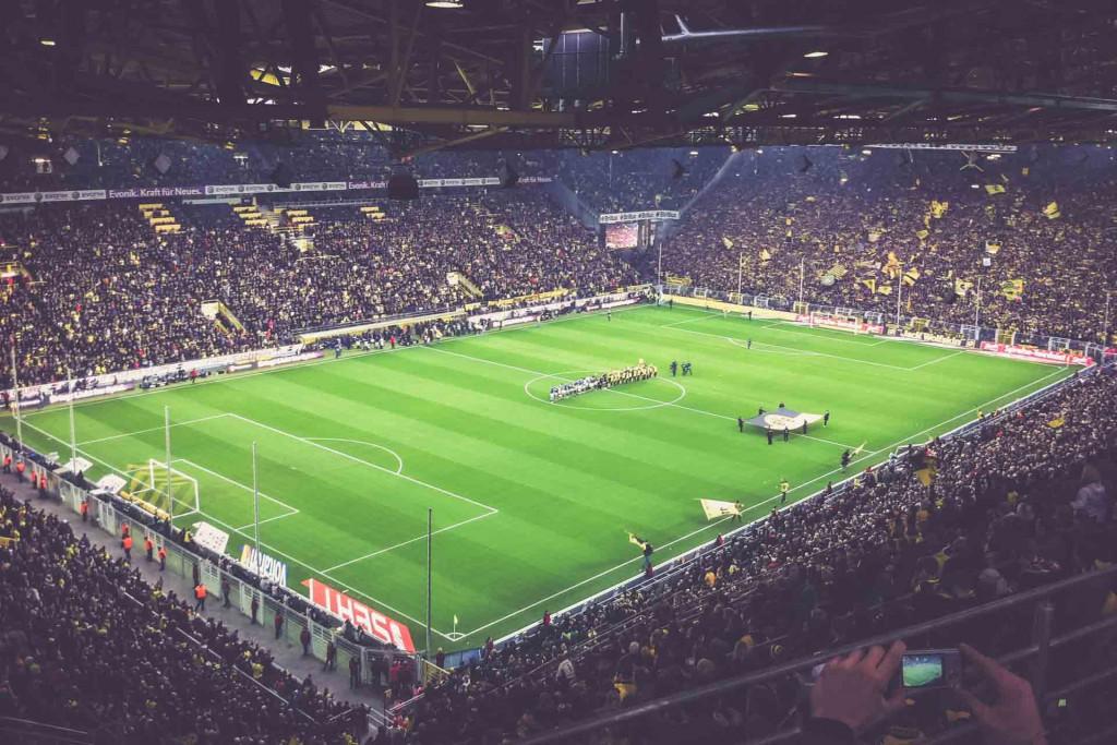 Borussia Dortmund - Schalke 04, Signal Iduna Park, Dortmund