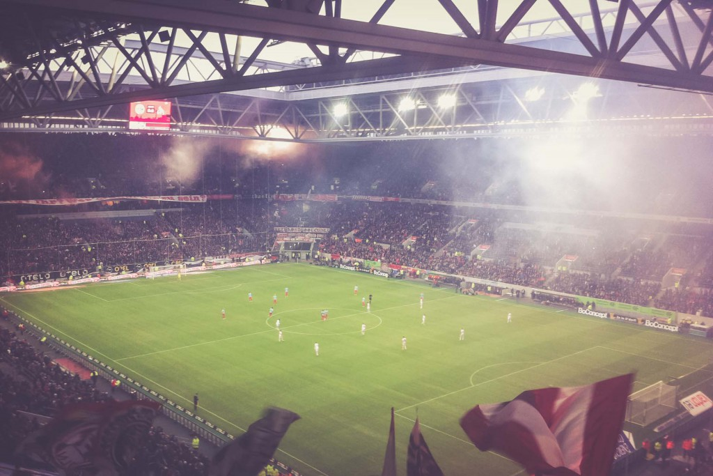 Fortuna Düsseldorf - 1.FC Köln, Esprit Arena, Düsseldorf