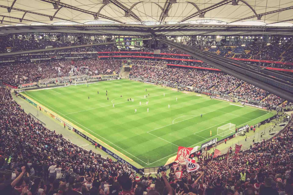 Eintracht Frankfurt - 1.FC Köln, Commerzbank Arena, Frankfurt