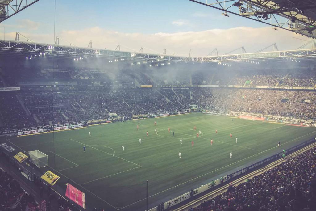 Borussia M´gladbach - 1. FC Köln,Borussia Park, Mönchengladbach