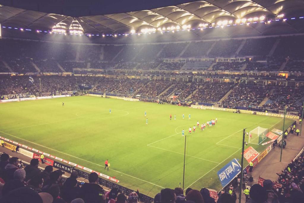 Hamburger SV - 1.FC Köln, Volksparkstadion, Hamburg