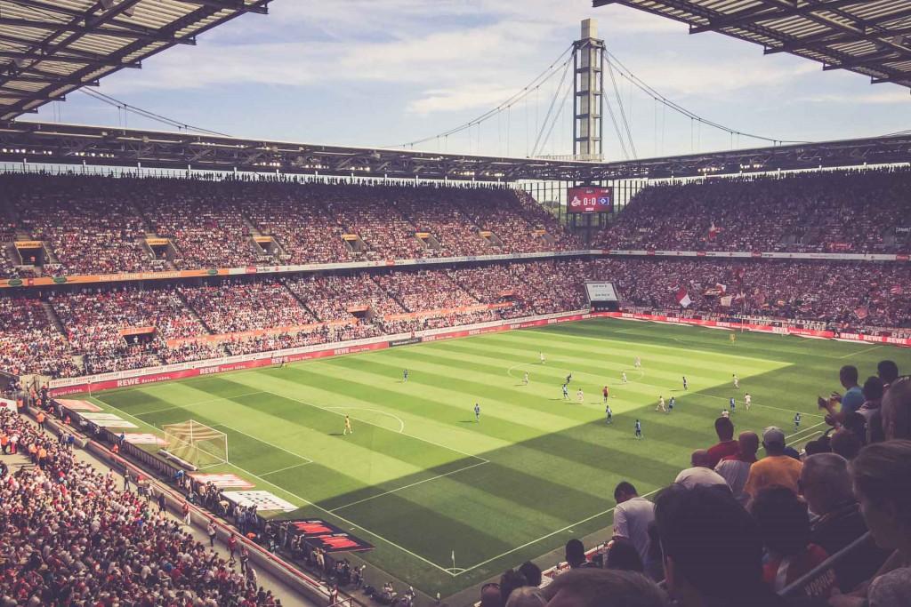 1. FC Köln - Hamburger SV, Rhein Energie Stadion, Köln