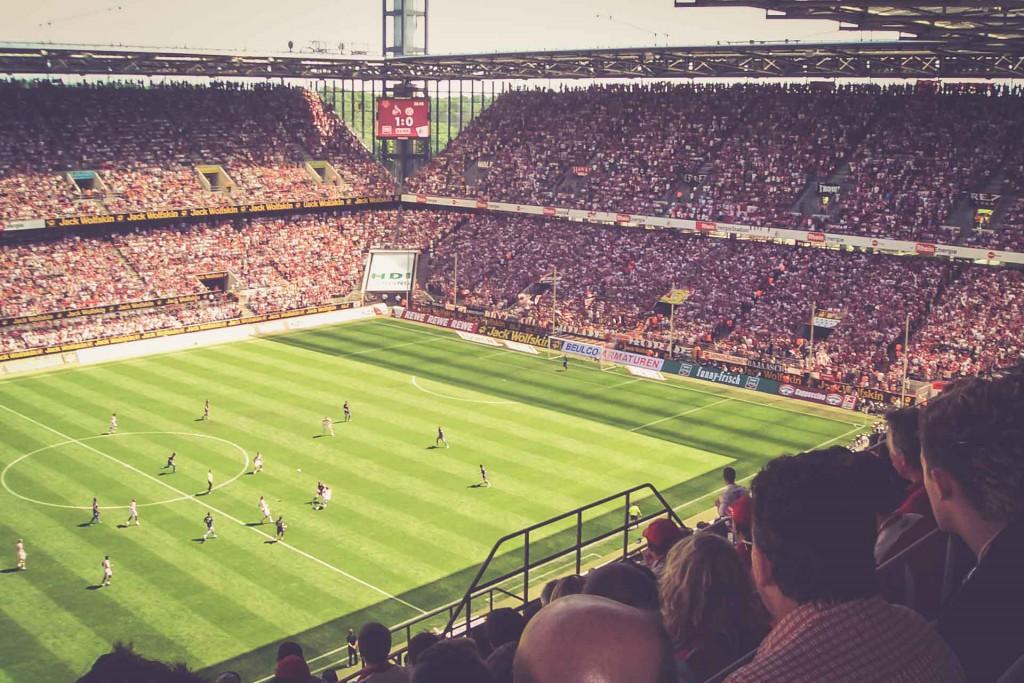 1. FC Köln - Mainz 05, Rhein Energie Stadion, Köln