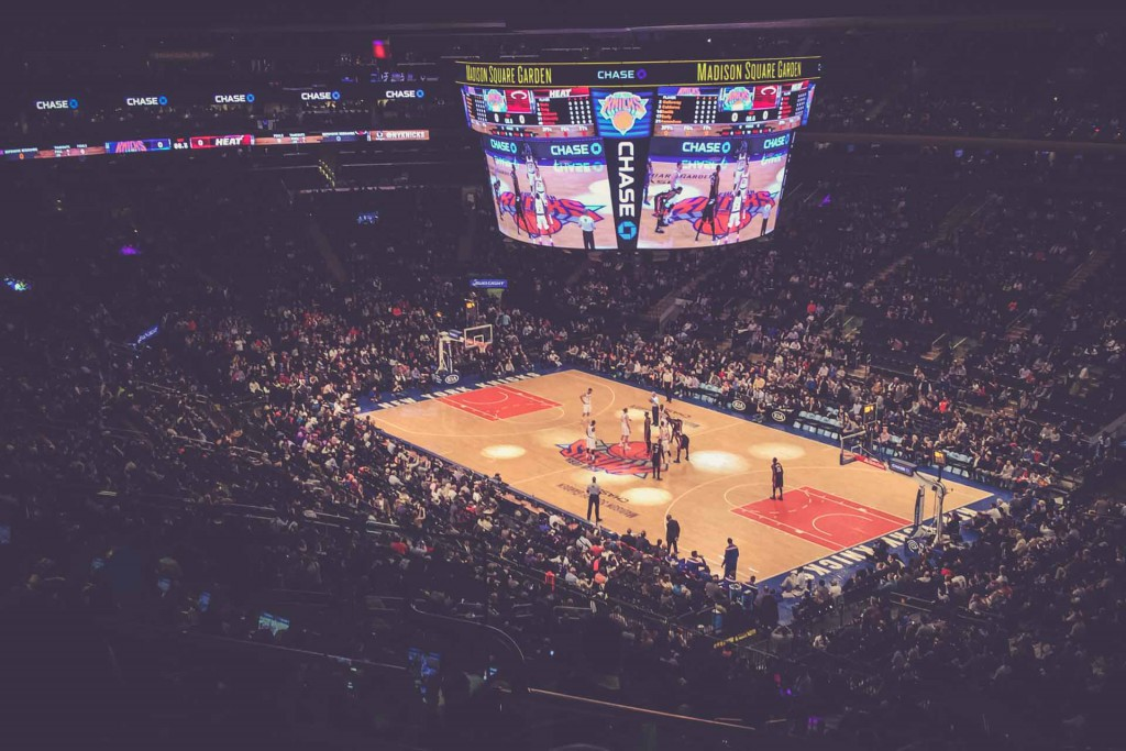 New York Knicks, Madison Square Garden, New York