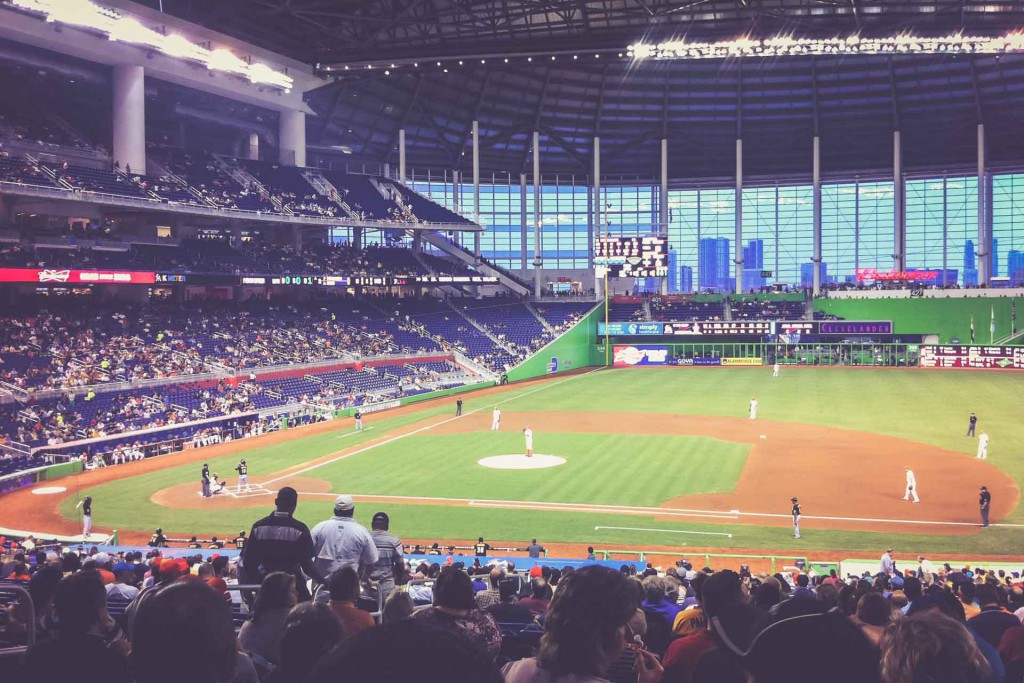 Miami Marlins - Pittsburgh Pirates, Marlins Park, Miami