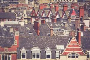 Newcastle Häuser
