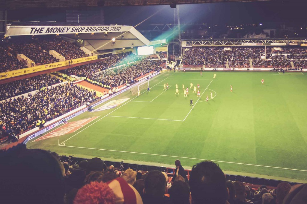 Nottingham Forest - Leeds United, City Ground, Nottingham