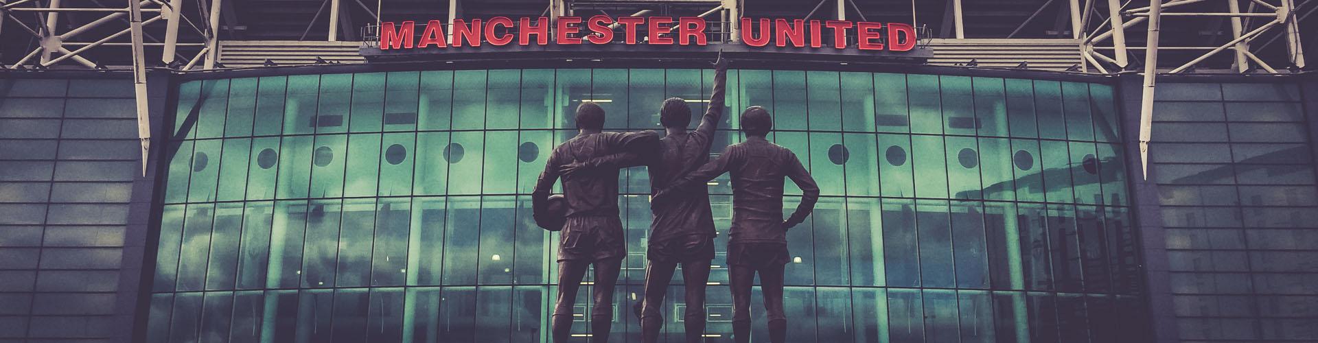 Old Trafford Statue