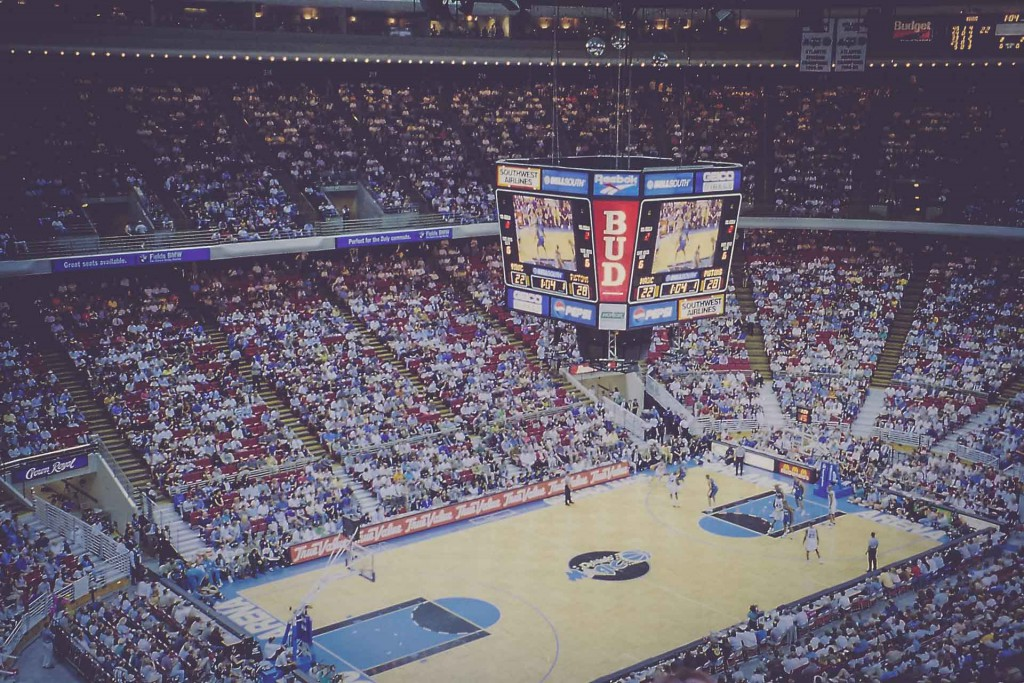 Orlando Arena, Orlando Magic - Detroit Pistons