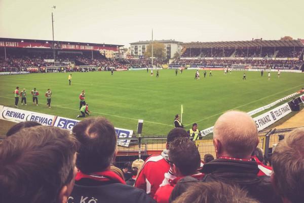 Jahnstadion, Regensburg
