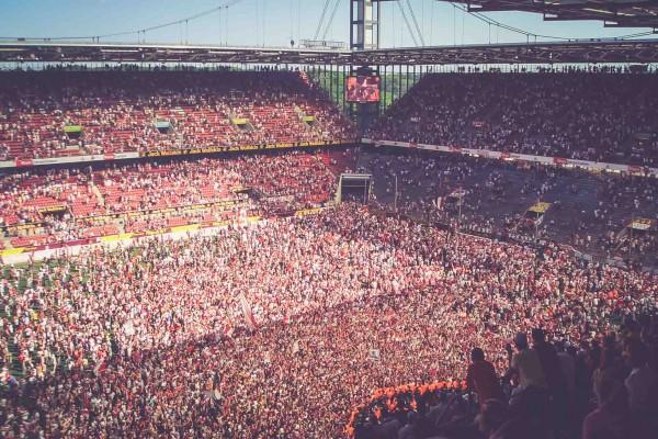 1. FC Köln Aufstieg 2008, Rhein Energie Stadion, Köln