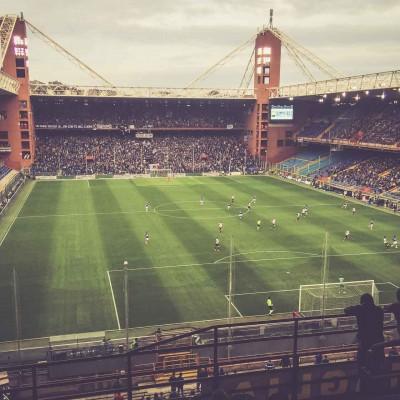 Sampdoria Genua - AC Cesena, Stadio Luigi Ferraris, Genua