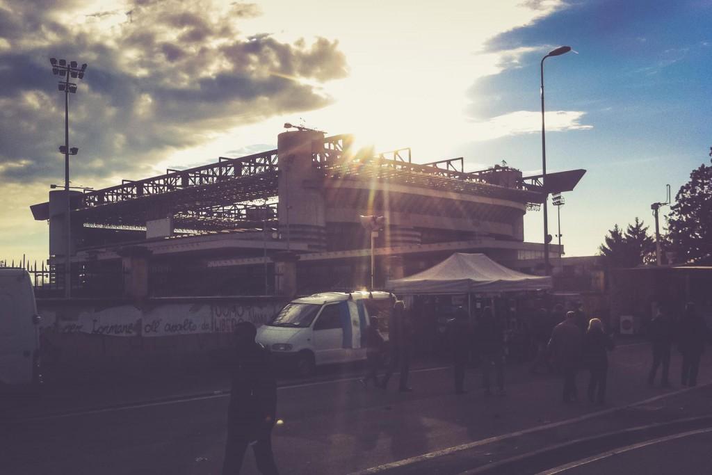 Stadio Giuseppe Meazza - San Siro, Mailand